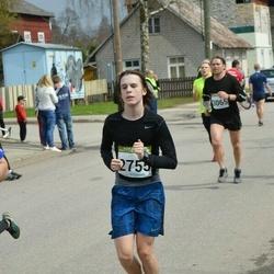 89. Suurjooks ümber Viljandi järve - Artur Võlu (2755)