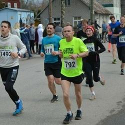 89. Suurjooks ümber Viljandi järve - Aarne Nõmberg (792)