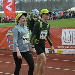 89. Suurjooks ümber Viljandi järve - Aet Kiivet (5256), Hannes Kiivet (5257)