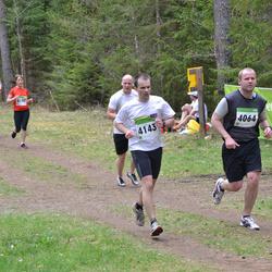 SEB 31. Tartu Jooksumaraton - Ando Sõrmus (4064), Erkki Metsa (4143)