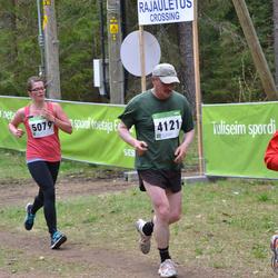 SEB 31. Tartu Jooksumaraton - Agur Ostrak (4121), Marie Külvik (5079)