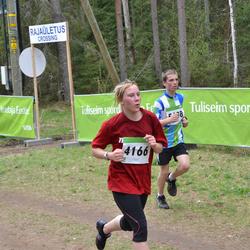 SEB 31. Tartu Jooksumaraton - Annika Altoja (4166)
