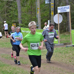 SEB 31. Tartu Jooksumaraton - Kaarel Maasen (4318), Armin Tragel (5202)