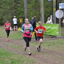 SEB 31. Tartu Jooksumaraton - Liis Astover (4444), Andre Arak (4487)