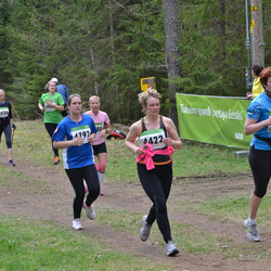 SEB 31. Tartu Jooksumaraton - Monika Männiste (4422), Agete Eksi (4792)