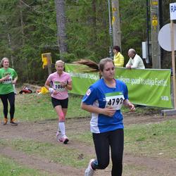 SEB 31. Tartu Jooksumaraton - Dagmar Seli (1080), Agete Eksi (4792)