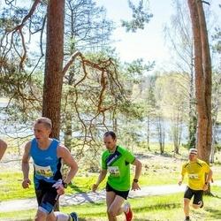 Elva Mägede Jooks - Juri Širokov (49), Hannes Veide (55)