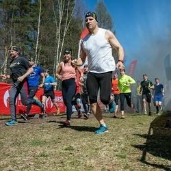 Saku Ekstreemjooks - Roland Tarum (41), Marina Smirnova (48), Marko Pruus (51)