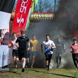 Saku Ekstreemjooks - Antti Tooming (5), Raido Laidla (19), Joosep Tammemäe (50), Tanel Levkoi (59), Lauri Tanner (65)