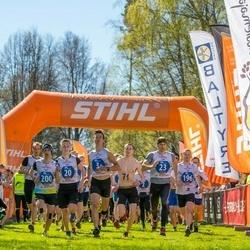 Vägilase jooks Tartu - Andres Nöps (3), Bruno Truuse (20), Aliaksandr Baltynski (23), Andrei Sevela (71), Illar Lood (196), Aaron Kais (200)