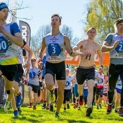 Vägilase jooks Tartu - Andres Nöps (3), Aliaksandr Baltynski (23), Andrei Sevela (71), Illar Lood (196), Aaron Kais (200)