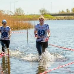 Vägilase jooks Tartu - Virge Haidla (54), Monika Kubpart (55)