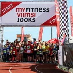MyFitness Viimsi Jooks - Kennet Luuk (32), Johannes Tammeorg (81), Nanna Tammeorg (103), Heleriin Tammevere (127)
