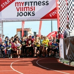 MyFitness Viimsi Jooks - Kennet Luuk (32), Raimond Parts (51), Robin Pentma (52), Mihkel Joosep Ruut (64), Milena Vassilevskaja (86), Nanna Tammeorg (103)