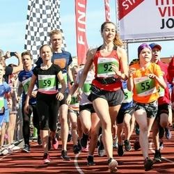MyFitness Viimsi Jooks - Patrik Tobias Pindma (54), Meri-Lill Plagnaud (55), Loreen Rande (59), Janika Vilde (92)