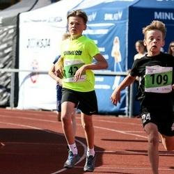 MyFitness Viimsi Jooks - Andre Näppi (42), Aleksander Kudeviita (109)