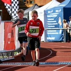 MyFitness Viimsi Jooks - Ander-Hubert Lauri (23), Kennet Luuk (32)