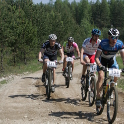 16. Tallinna Rattamaraton - Andre Pukk (109), Rivo Saarna (131), Raivo Nõmm (134), Kaupo Krull (149)