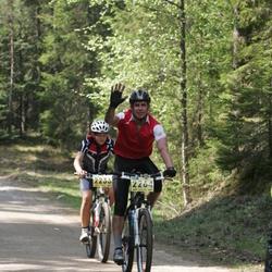 16. Tallinna Rattamaraton - Robin Nirgi (2233), Arnold Provalski (2264)