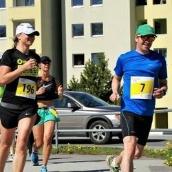 MyFitness Viimsi Jooks - Meelis Aus (7), Annik Juhanson (196)