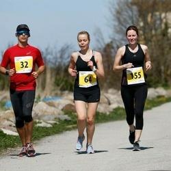 MyFitness Viimsi Jooks - Jooksja Nr 13330 (32), Agne Laansalu (64), Piret Tiits (155)