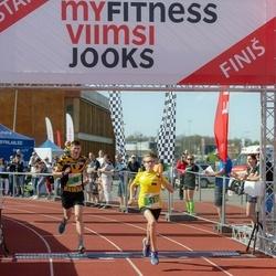 MyFitness Viimsi Jooks - Aron Ott (48), Raimond Parts (51)