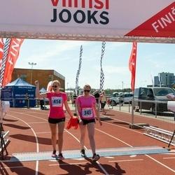 MyFitness Viimsi Jooks - Anna Naumova (343), Jooksja Nr 13161 (414)