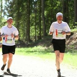 36. Tartu Maastikumaraton - Rein Pärn (144), Ago Käis (1604)