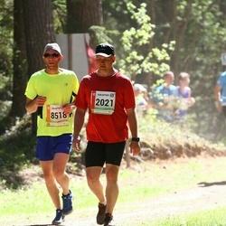 36. Tartu Maastikumaraton - Ando Käos (2021), Viljar Oja (8518)