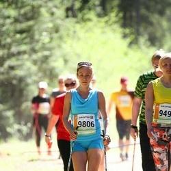 36. Tartu Maastikumaraton - Anneli Uiboleht (9806)