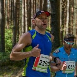 36. Tartu Maastikumaraton - Arno Bachaus (1056), Mait Miller (2253)