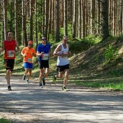 36. Tartu Maastikumaraton - Ago Saluveer (1465), Raul Nikolajev (2243), Raul Andresson (2254)