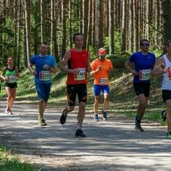 36. Tartu Maastikumaraton - Margus Randmäe (1464), Ago Saluveer (1465), Raul Nikolajev (2243), Raul Andresson (2254)