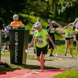 36. Tartu Maastikumaraton - Kaido Karussaar (104), Maris Aagver (160)