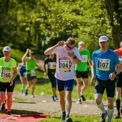 36. Tartu Maastikumaraton - Kaido Karussaar (104), Aivo Mägi (107), Maris Aagver (160)