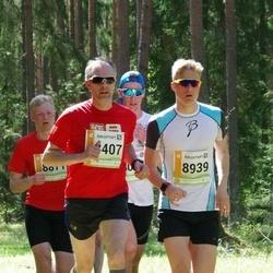 36. Tartu Maastikumaraton - Bill Egginton (1407), Mart Vsivtsev (8939)