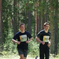 36. Tartu Maastikumaraton - Andras Korotkov (8270), Karl-Andreas Meus (8449)