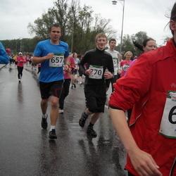 PAF Tartu Olümpiajooks - Liispet Kaisel (609), Ahto Altoja (657), Karli Mihkel Nõmme (770), Aigi Salundi (1074)