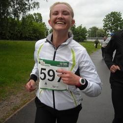PAF Tartu Olümpiajooks - Jana Saarna (597)