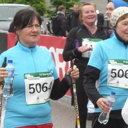 PAF Tartu Olümpiajooks - Vaike Meesak (5064), Merike Luts (5067)