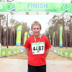 SEB 31. Tartu Jooksumaraton - Andre Arak (4487)