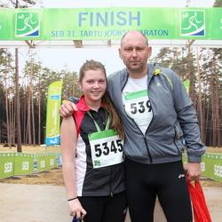 SEB 31. Tartu Jooksumaraton - Agnes Soodla (5345)