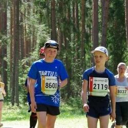 36. Tartu Maastikumaraton - Adrian Luha (2119), Robin Puusaar (8600)