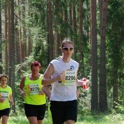 36. Tartu Maastikumaraton - Kersti Kruusa (8279), Arko Kurg (8296)