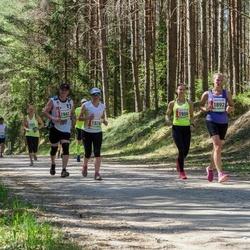 36. Tartu Maastikumaraton - Annemari Muru (1574), Ethel Heidi Sepp (1892), Timo Tubli (1942), Viivi Halme (1956)