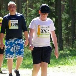 36. Tartu Maastikumaraton - Kaarli Nõgu (8509), Andero Zuppur (8764)