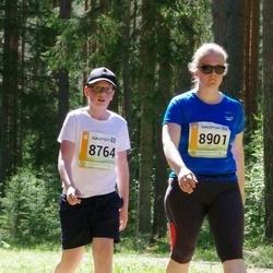 36. Tartu Maastikumaraton - Andero Zuppur (8764), Varjatud Varjatud (8901)