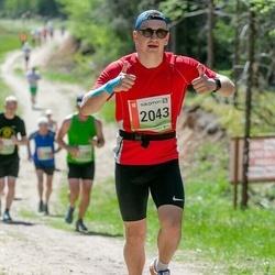 36. Tartu Maastikumaraton - Arto Tõnnis (2043)