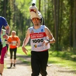 36. Tartu Maastikumaraton - Sulev Kraam (1000)