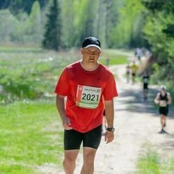 36. Tartu Maastikumaraton - Ando Käos (2021)